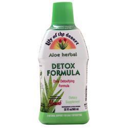 Lily of the Desert Aloe Herbal - Detox Formula 32 fl.oz