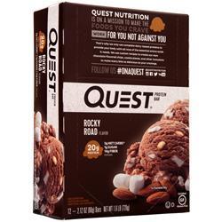 Quest Nutrition Quest Bar Rocky Road 12 bars