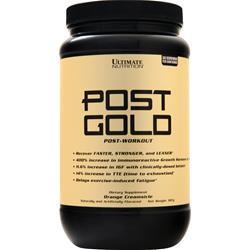 Ultimate Nutrition Post Gold (Buy 1 Get 1 Free) Orange Creamsicle 774 grams