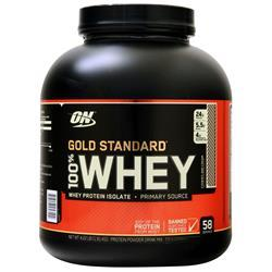 Optimum Nutrition 100% Whey Protein - Gold Standard Cookies and Cream 4.22 lbs