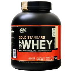 Optimum Nutrition 100% Whey Protein - Gold Standard French Vanilla Creme 3.96 lbs