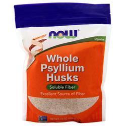 Now Whole Psyllium Husks 16 oz