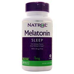 Natrol Melatonin (1mg) 180 tabs