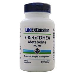 Life Extension 7-Keto DHEA Metabolite (100mg) 60 vcaps