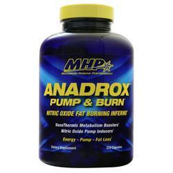 MHP Anadrox Pump & Burn 224 caps