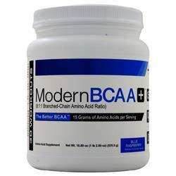 Modern Sports Nutrition Modern BCAA+ Blue Raspberry 535.5 grams