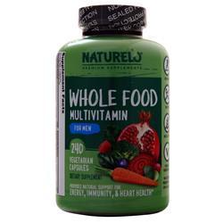 Naturelo Whole Food Multivitamin For Men 240 vcaps
