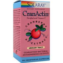 Solaray CranActin - Cranberry AF Extract 60 vcaps