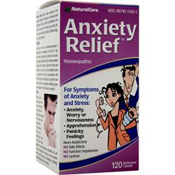 Natural Care Anxiety Relief 120 tabs
