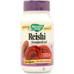 Nature's Way Reishi Mushroom - Standardized Extract 100 caps