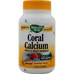 Nature's Way Coral Calcium 180 vcaps