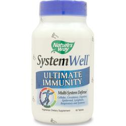 Nature's Way System Well Ultimate Immunity 90 caps