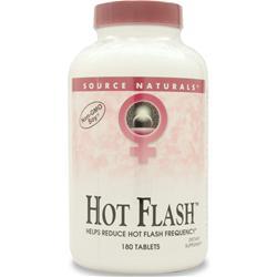 Source Naturals Hot Flash 180 tabs