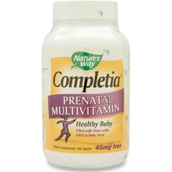 Nature's Way Completia Prenatal Multivitamin 240 tabs