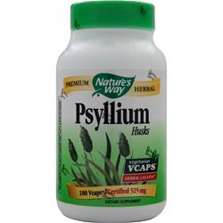 Nature's Way Psyllium Husks 180 vcaps
