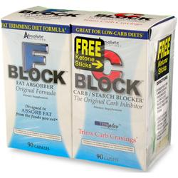 Absolute Nutrition Dynamic Duo C Block90 F Block90 On Sale At
