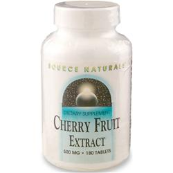 Source Naturals Cherry Fruit Extract (500mg) 180 tabs