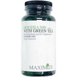Maximum International Hoodia 500 with Green Tea 60 vcaps