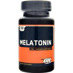 Optimum Nutrition Melatonin (3mg) 100 tabs