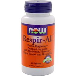 Now Respir-All 60 tabs