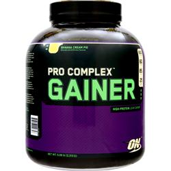 Complex gainer on pro