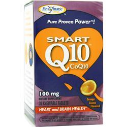 Enzymatic Therapy Smart Q10 (100mg) Orange Creme 30 tabs