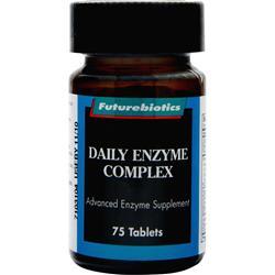 Futurebiotics Daily Enzyme Complex 75 tabs