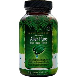 Irwin Naturals Aller-Pure 60 sgels